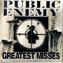 PUBLIC ENEMY - Greatest Misses CD