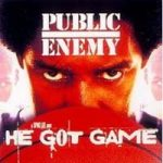 PUBLIC ENEMY - He's Got Game CD