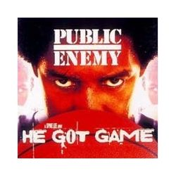 PUBLIC ENEMY - He's Got Game CD