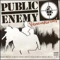 PUBLIC ENEMY - Revolverlution CD