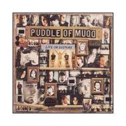 PUDDLE OF MUDD - Life On Display CD