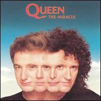 QUEEN - Miracle CD