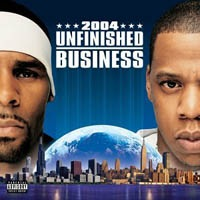 R.KELLY & JAY Z - Unfinished Business CD