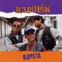 RAPÜLŐK - Rapeta CD
