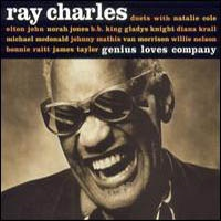 RAY CHARLES - Genius Loves Company CD