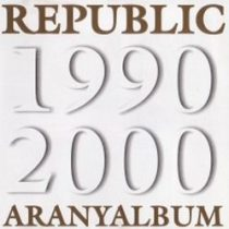 REPUBLIC - Aranyalbum CD