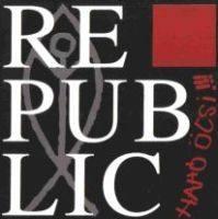 REPUBLIC - Haho Öcsi CD