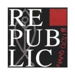 REPUBLIC - Haho Öcsi CD