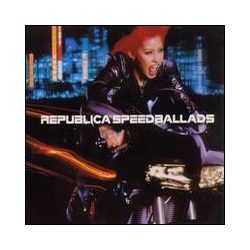 REPUBLICA - Speed Ballads CD