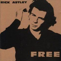 RICK ASTLEY - Free CD