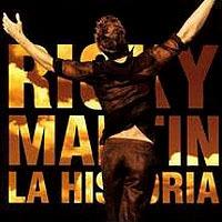 RICKY MARTIN - La Historia CD