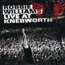 ROBBIE WILLIAMS - Live At Knebworth CD