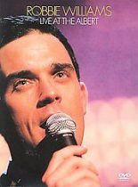 ROBBIE WILLIAMS - Live At The Albert DVD