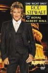 ROD STEWART - One Night Only Live At Royal Albert Hall DVD