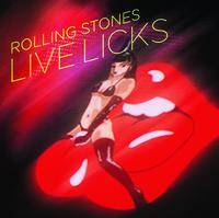 ROLLING STONES - Live Licks CD