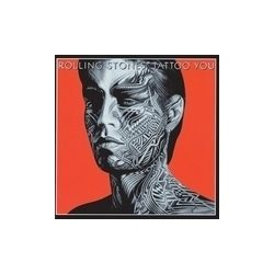 ROLLING STONES - Tattoo You 40th Anniversary CD