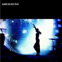 SADE - Lovers Live CD