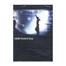 SADE - Lovers Live DVD