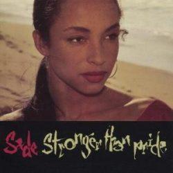SADE - Stronger Than Pride CD