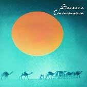 SANTANA - Caravanserai CD