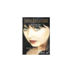 SARAH BRIGHTMAN - In Concert DVD