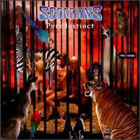 SCORPIONS - Pure Instinct CD