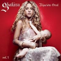 SHAKIRA - Fijacion Oral Vol.1 CD