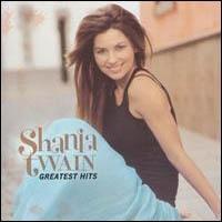 SHANIA TWAIN - Greatest Hits CD