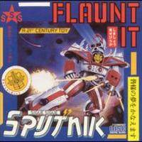 SIGUE SIGUE SPUTNIK - Flaunt It CD
