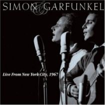 SIMON & GARFUNKEL - Live From New York City CD