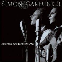 SIMON & GARFUNKEL - Live From New York City CD