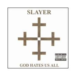 SLAYER - God Hates Us All CD