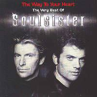 SOULSISTERS - The Way To Your Heart Best Of CD