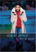 STACIE ORRICO - Live In Japan DVD