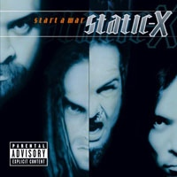 STATIC-X - Star A War CD