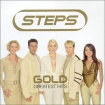 STEPS - Gold Greatest Hits CD