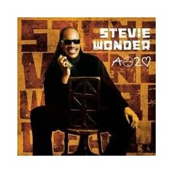 STEVIE WONDER - A Time To Love CD