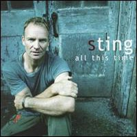 STING - All This Time CD