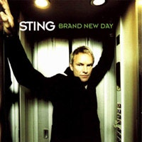 STING - Brand New Day CD