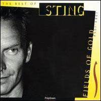 STING - Fields Of Gold-Best CD