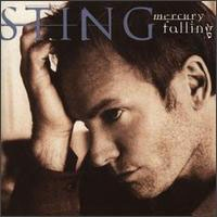 STING - Mercury Falling CD