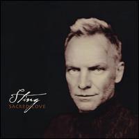 STING - Sacred Love CD