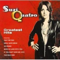 SUZI QUATRO - Greatest Hits CD
