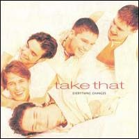 TAKE THAT - Everything Changes CD