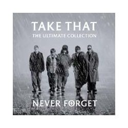 TAKE THAT - Never Forget The Ultimate Collection CD