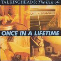 TALKING HEADS - Once In A Lifetime - The Best Of CD