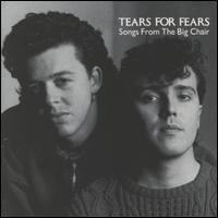 TEARS FOR FEARS - Songs From The Big Chair CD
