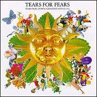 TEARS FOR FEARS - Tears Roll Down Best Of CD