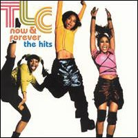 "TLC - Now And Forever Tlc The Hits"""" CD"