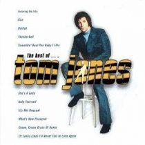 TOM JONES - The Best Of CD